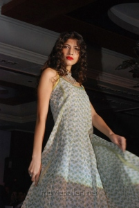 Bruna Abdullah at Naturals Lounge Fashion Show Stills