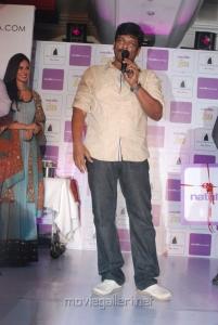 Actor R.Parthiban at Naturals Lounge Fashion Show Stills