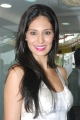 Actress Bruna Abdullah in White Dress Stills
