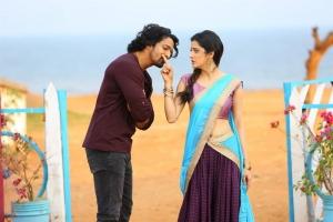 Harshvardhan Rane, Richa Panai in Brundavanamadi Andaridi Movie Stills