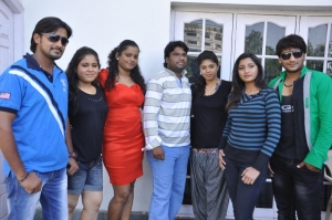 Buchhi Babu Telugu Movie Press Meet Stills