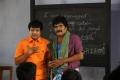 Vivek, Cell Murugan in Buddhanin Sirippu Tamil Movie Stills