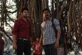 Samuthirakani, Magesh in Buddhanin Sirippu Tamil Movie Stills