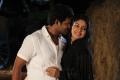 Magesh, Mithra Kurian in Buddhanin Sirippu Tamil Movie Stills