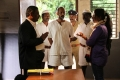 Vasundhara, Kishore in Budhan Yesu Gandhi Tamil Movie Stills