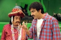 MS Narayana, Ravi Teja in Bullet Raja Movie Stills