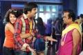 Tapsee, Raviteja, Bramhanandam in Bullet Raja Movie Stills