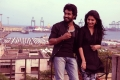 Michael, Reshmi Menon in Burma Tamil Movie Stills