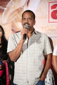 AS Ravi Kumar Chowdary @ Burrakatha Teaser Launch Stills