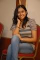 Actress Sree Divya at Bus Stop Pre-Release Press Meet Stills
