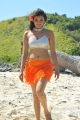 Businessman Kajal Agarwal Hot Spicy Pics