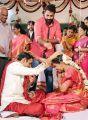E. Satti Babu @ BVSN Prasad Daughter Wedding Photos