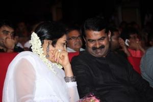 Tamilachi Thangapandian, Seeman @ Cheran's C2H Launch Stills