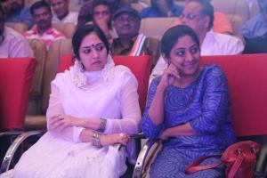 Tamilachi Thangapandian, Rohini @ Cheran's C2H Launch Stills