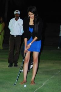 Supriya Shailaja @ Cancer Crusaders Invitation Cup