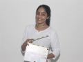 Abirami @ Capital Film Works Web Series Pooja Stills