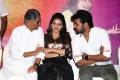 SAC, Athulya Ravi, Jai @ CapMaari Press Meet Photos