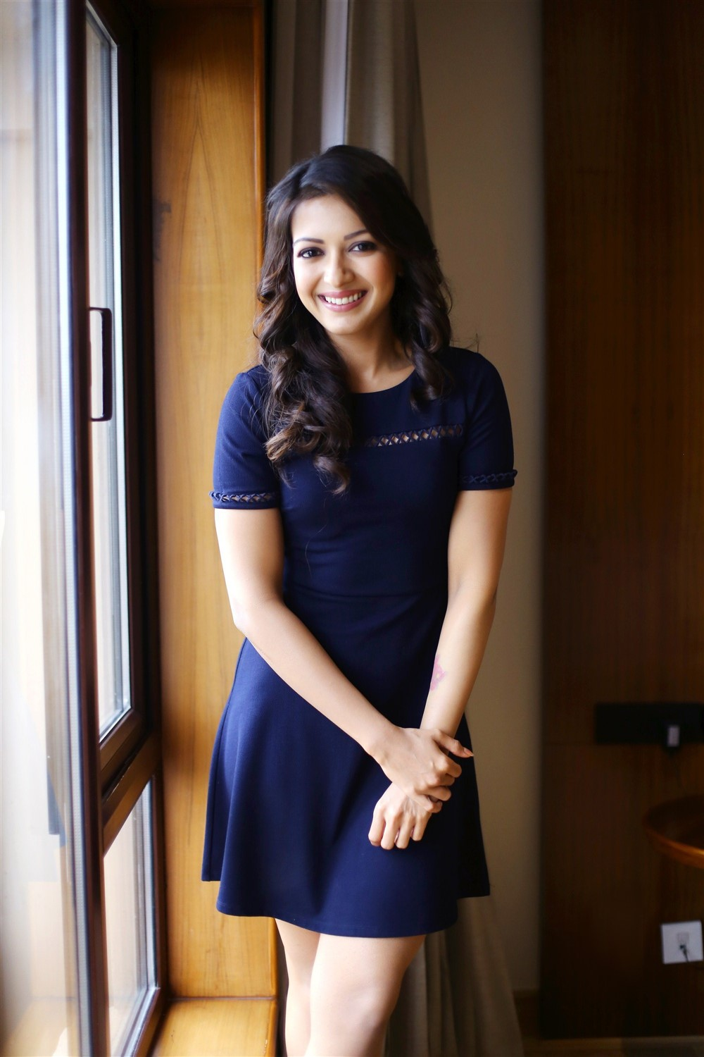 Actress Catherine Tresa Latest Photoshoot Images