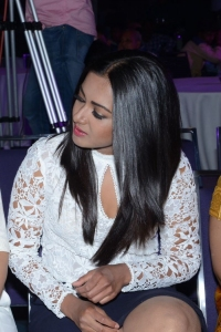 Actress Katherine Teresa Photos @ Sarainodu Success Meet