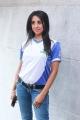 Sanjana Galrani @ CBL Telugu Thunders Team Jersey Launch Stills