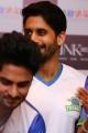 Naga Chaitanya @ CBL Telugu Thunders Team Jersey Launch Stills