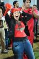Actress Charmi at Chennai Rhinos Vs Telugu Warriors Stills