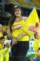 Namitha at Chennai Rhinos CCL 2 Semi Final Match Stills