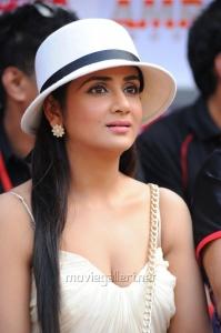 Hot Actress @ Telugu Warriors vs Kerala Strikers