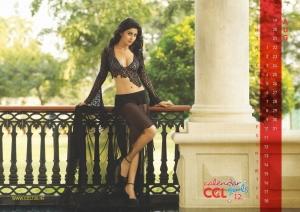 August 2012 Shriya Saran Hot CCL Calendar Stills
