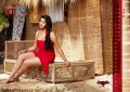 April 2012 Richa Gangopadhyay Hot CCL Calendar Stills