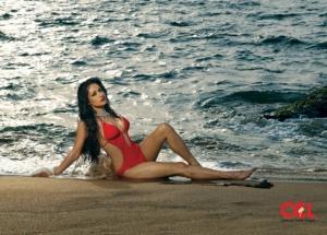 Madhuri Bhattacharya @ CCL 2012 Calender Hot Spicy Stills