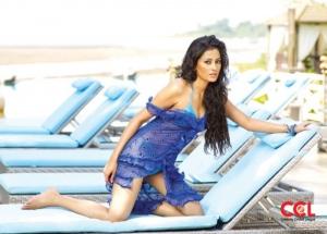 Nidhi Subbaiah @ CCL 2012 Calender Hot Spicy Stills
