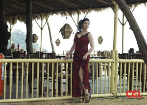 Charmi @ CCL 2012 Calender Hot Spicy Stills