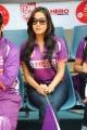 Actress Riya Sen @ Telugu Warriors vs Bengal Tigers