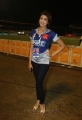 Actress Pranitha at CCL 3 Chennai Rhinos Vs Karnataka Bulldozers Match Photos
