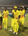 CCL 3 Chennai Rhinos Vs Karnataka Bulldozers Match Photos