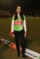 Bhavana at CCL 3 Chennai Rhinos Vs Karnataka Bulldozers Match Photos