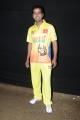 Jithan Ramesh at CCL 3 Chennai Rhinos Vs Karnataka Bulldozers Match Photos