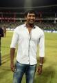 Vishal at CCL 3 Final Telugu Warriors Vs Karnataka Bulldozers Match Photos