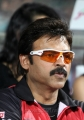 Venkatesh at CCL 3 Final Telugu Warriors Vs Karnataka Bulldozers Match Photos