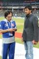 Ashok Kheny at CCL 3 Final Telugu Warriors Vs Karnataka Bulldozers Match Photos
