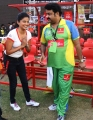 Priyamani, Mohanlal at CCL 3 Kerala Strikers Vs Bhojpuri Dabanggs Match Photos