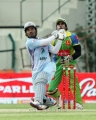 Celebrity Cricket League Kerala Strikers Vs Bhojpuri Dabanggs Match Photos