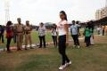 Priyamani at CCL 3 Kerala Strikers Vs Bhojpuri Dabanggs Match Photos