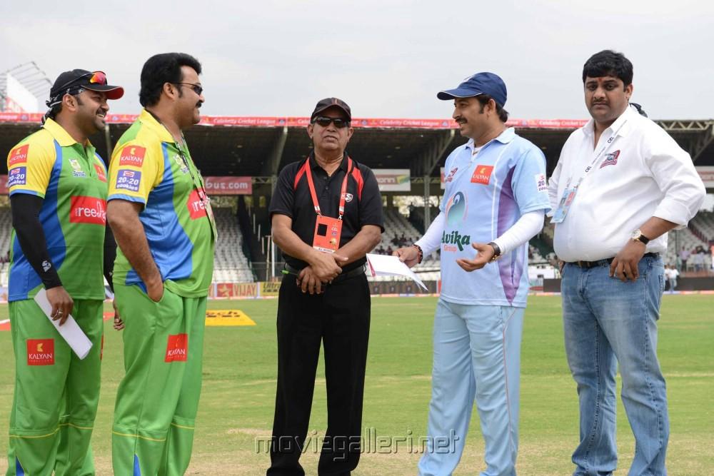 Kerala Strikers - Celebrity Cricket League