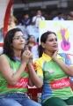 Mamta Mohandas, Uma Riyaz at Kerala Strikers Vs Karnataka Bulldozers Match Photos