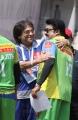 Ashok Kheny, Mohanlal at CCL 3 Semi Final Kerala Strikers Vs Karnataka Bulldozers Match Photos