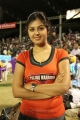 Monal Gajjar at CCL 3 Telugu Warriors Vs Mumbai Heroes Match Photos