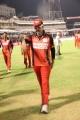 Victory Venkatesh at CCL 3 Telugu Warriors Vs Mumbai Heroes Match Photos