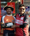 Riteish Deshmukh, Venkatesh at CCL 3 Veer Marathi Vs Bengal Tigers Match Photos
